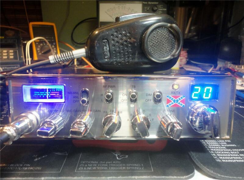 GENERAL LEE RADIO,HIGH RECEIVE KIT,HIGH OUTPUT LEVELS!!! ((LOUD & CLEAR AUDIO))