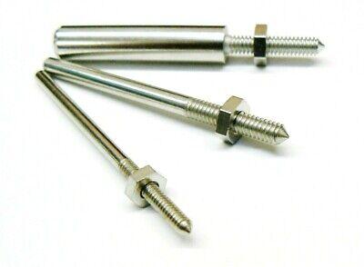 New 25mm Straight Shank 1//2 Keyless Drill Chuck Tool Holder USA SELL