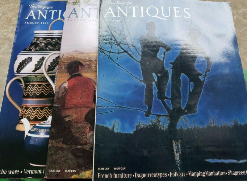 3 the magazine antiques
