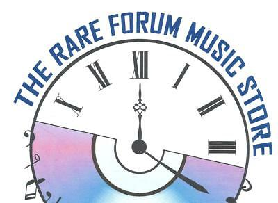 The Rare Forum Music Store