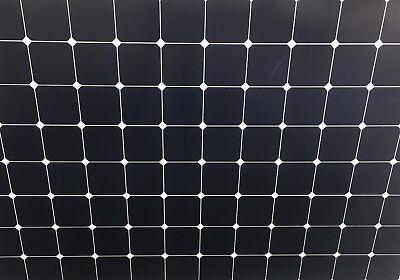 Used SunPower High Efficiency 327W Mono Solar Panel 327 Watts UL Listed