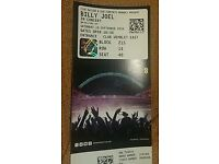 Spare ticket to Billy Joel at Wembley, must go!