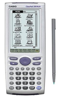 CASIO ClassPad 330 PLUS  Calculatrice Graphique  * NEUF *