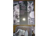 Tommee tippee breast feeding starter set