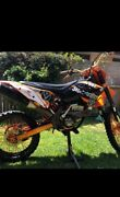 Ktm 250 sxf or swaps 300exc Forster Great Lakes Area Preview