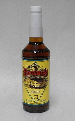 Gourmet Amaretto Syrup 32oz. Coffee Drink Italian Soda Flavor