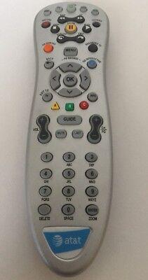 Original AT&T IR U-Verse Remote Control