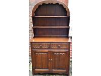 Dutch Dresser - solid oak construction