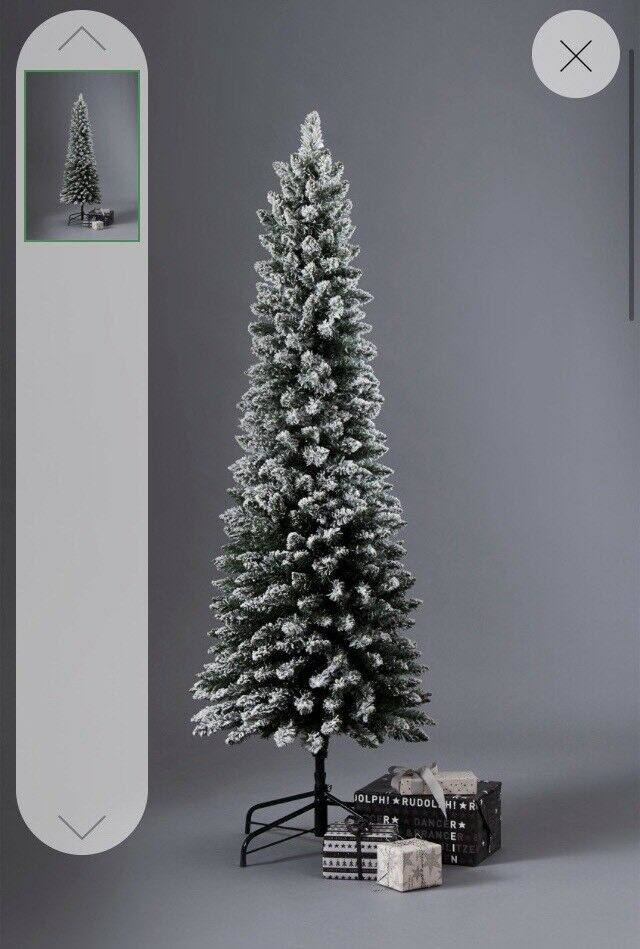 Brand new in box 6ft Xmas tree from next