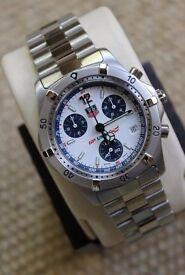 Tag heuer 2000 limited edition formula 1 one USA GP omega breitling Rolex watch