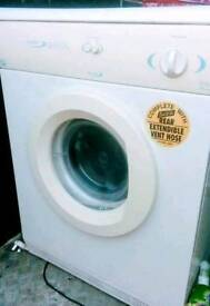 WHITE KNIGHT TUMBLE DRYER (Vented)