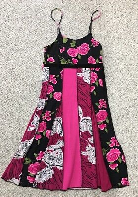 Flowers by Zoe  Girls Xl sequin floral dress 👗 Roses 🥀 portrait holidays