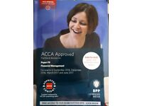 Acca f9 revisions kit books