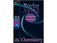 Letts A-level Revision Success - AQA AS and A2 Chemistry: Complete Study and Revision Study Guide