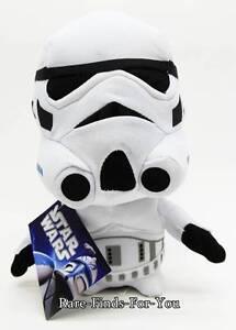 Disney-Theme-Parks-Star-Wars-Stormtrooper-Super-Deformed-7-H-Plush-NEW