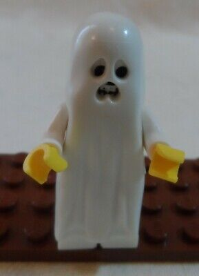 Lego New Ghost Mini Figure / Glow In The Dark Halloween Monster A2