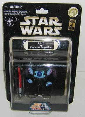 Star Wars Star Tours Muppets Stitch as Emperor Palpatine Disney Exclusive Star Wars Muppets