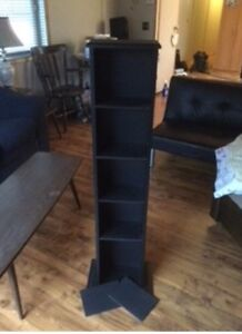 Media storage tower *Located in Quesnel*