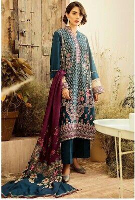 3 Piece  Beechtree Khaadi Winter Collection  Pakistani Designer Salwar Kameez