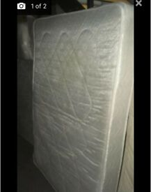 Free delivery double mattress