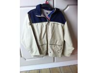 Boys bnwt Quiksilver jacket new with tags age 10 years