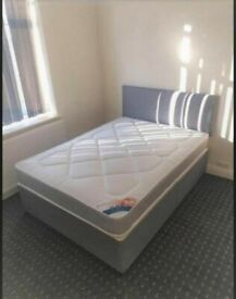 ⭐🆕INTRODUCTION OFFER LUXURY DIVAN BED BASES IN ALL SIZES & COLORS READY MATTRESS OF CHOICES