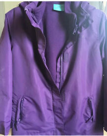 Mountain warehouse jacket age 9-10