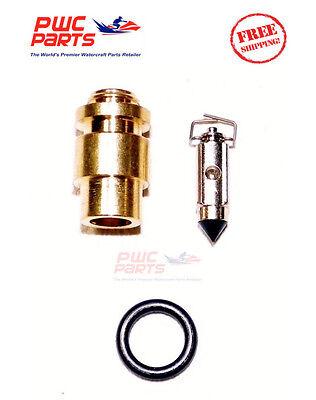 SeaDoo Mikuni Carburetor Needle & Seat Kit SBN 2.3mm 006-362