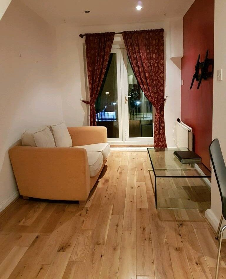 One bed flat in West Norwood