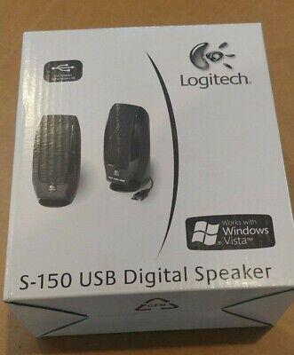Logitech S150 Digital USB - Speakers - for PC