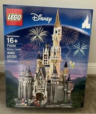 Lego Disney Castle 71040, New In Factory Sealed Box