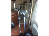 Cross trainer for sale!!! Barely used!!