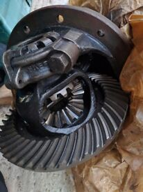 Landrover Diff Differential 3.54 ratio 10 spline defender discovery