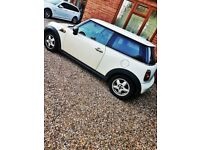 Mini One 1.4, 09/10 reg, Low Mileage, Good condition, full service history, 1 yr left mot/road tax