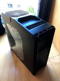 Custom Gaming PC + GTX 1070 + I7-4770k 3.5GHz