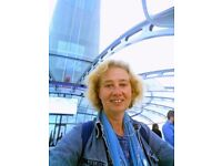 CELTA Qualified Experienced English Teacher (also skype lessons)