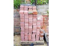 185 Red bricks for sale (OFFER)