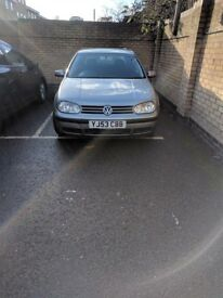 Volkswagen GOLF mk4 1.6 16V 2004 Petrol Manual