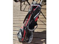 Junior Golf set and bag