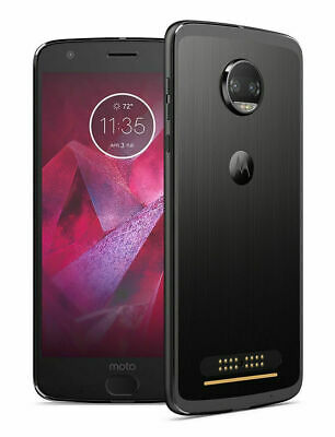 Motorola Moto Z2 Force Verizon + GSM Unlocked 4G LTE 64GB XT1789-01 Black, Gold