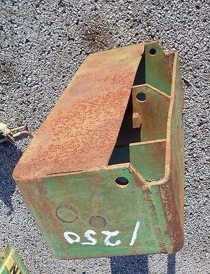 Ch17698 John Deere Front Weight Carrier