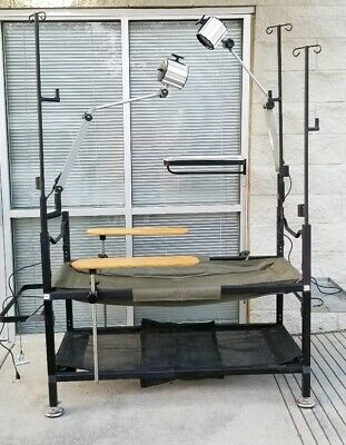 U.s. Military Field Operating Table Nsn6530-01-321-5592