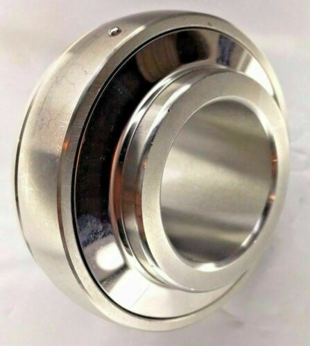 Premium SUC204   Stainless Steel Insert Bearing UC204  20mm Bore Re-lube Type