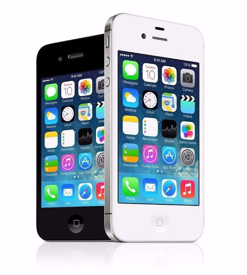 apple iphone 4 8gb (verizon pa... Image 1