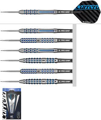 Darts TARGET Carrera Azzurri Steeldarts - Dart Set (Target Carrera)