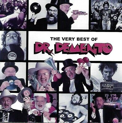 The Very Best of Dr. Demento by Dr. Demento (CD, 2001, (The Very Best Of Dr Demento)