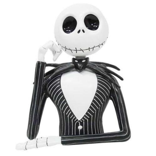 Jack Skellington The Nightmare Before Christmas Bust Bank Money Coin Piggy Bank