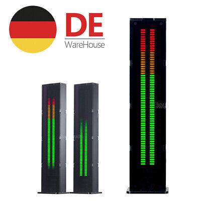 AS60 Dual LED Music Spectrum Audio Sound Level VU Meter Amplifier Volume Display