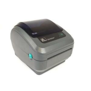 Zebra GK420d - Direct Thermal Receipt / Label Printer - USB & Ethernet Interfaces - GK42-202210-000