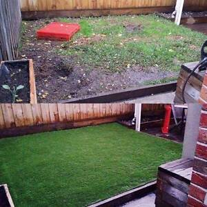 $50/m2 (FREE 35mm UPGRADE) Supply&Install Artificial Grass Sunshine North Brimbank Area Preview